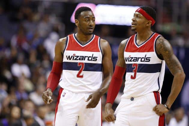 If Beal and Wall manage to stay focused on the teams performance, the Wizards could be a 40+ win team!!!