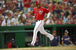 Washington Nationals Ben Revere