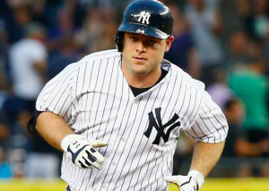 New York Yankees Brian McCann