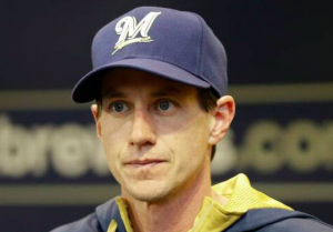 Milwaukee Brewers Craig Counsell