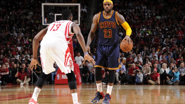 LeBron James vs James Harden will be the toughest matchup on Tuesday night!!!