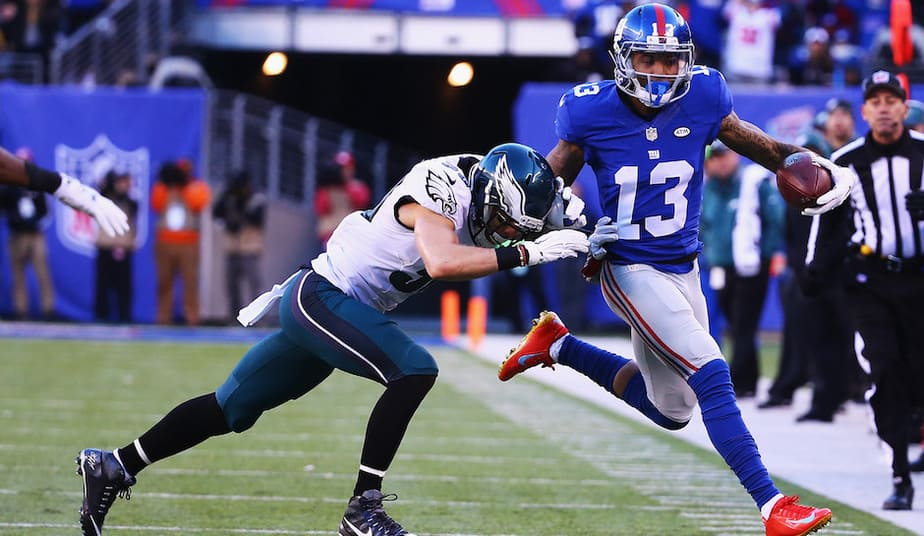 Giants eagles betting predictions today