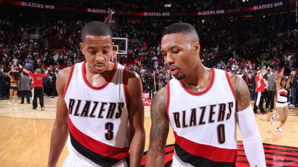 Lillard and McCollum have become one of the league's most lethal duos!!!