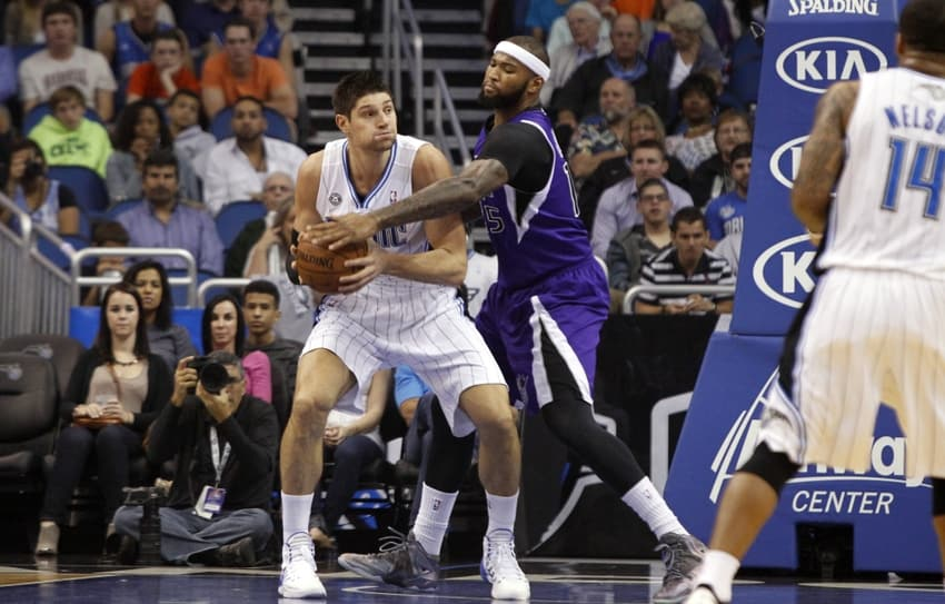 The Matchup between Kings and Magic will showcase an interesting face-off between Vucevic and Cousins!!!