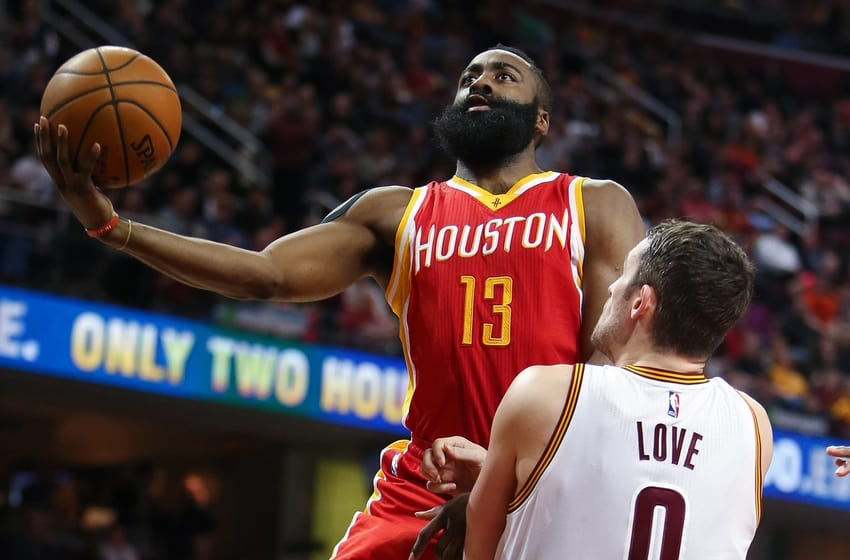 James Harden will be the main threat for the Cavs!!!