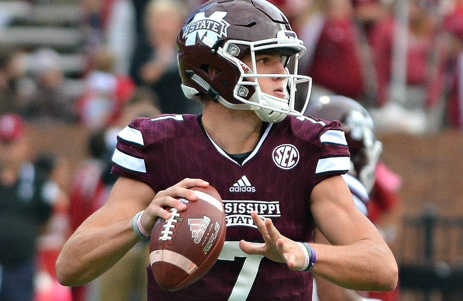 It all starts and ends with Nick Fitzgerald!!!