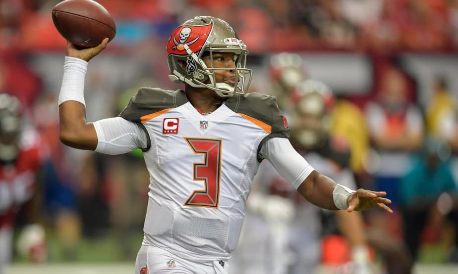 Tampa Bay Buccaneers quarterback Jameis Winston will have to be on top of his game if the Bucs want to defeat the Falcons!!!