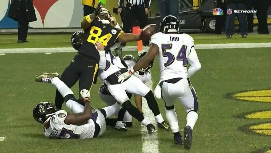 NFL On Christmas Day Recap: Ravens vs. Steelers—Missed It By That ...
