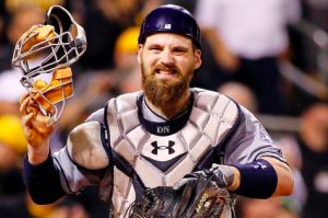 Derek Norris Nationals Padres