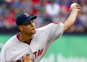Boston Red Sox Eduardo Rodriguez