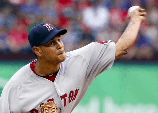 Boston Red Sox Eduardo Rodriguez