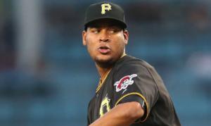 Pittsburgh Pirates Ivan Nova