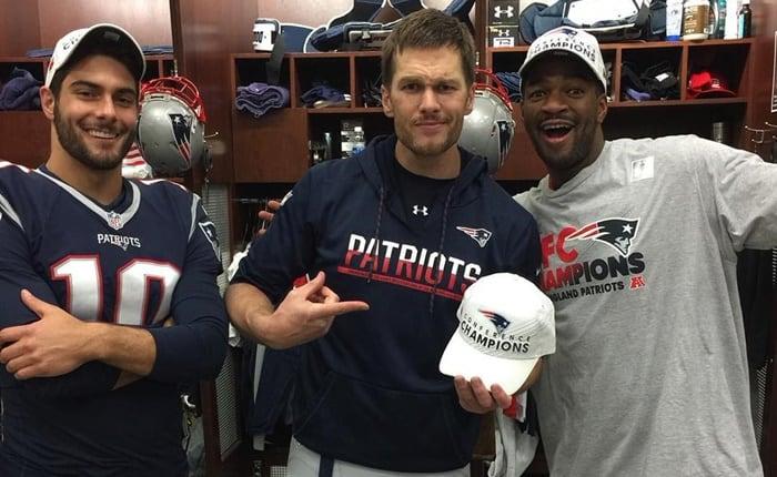 Via Tom Brady's FB page