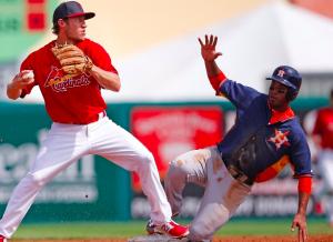 St. Louis Cardinals Houston Astros