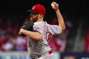 Dan Straily Marlins Reds