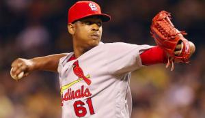 St. Louis Cardinals Alex Reyes