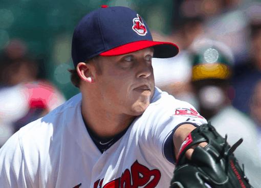 Cleveland Indians Cody Allen