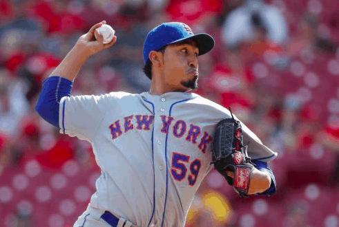 New York Mets Fernando Salas