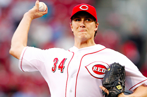 Cincinnati Reds Homer Bailey