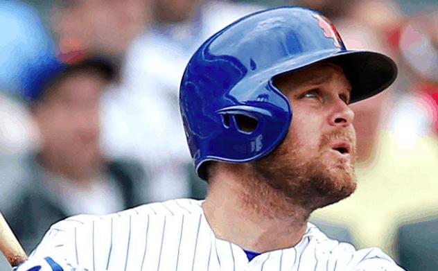New York Mets Lucas Duda