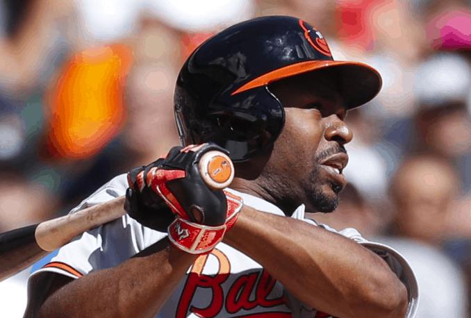 Baltimore Orioles Michael Bourn