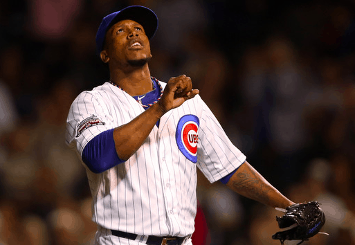 Chicago Cubs Pedro Strop