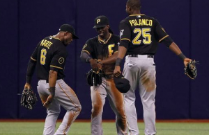 Pittsburgh Pirates Outfield