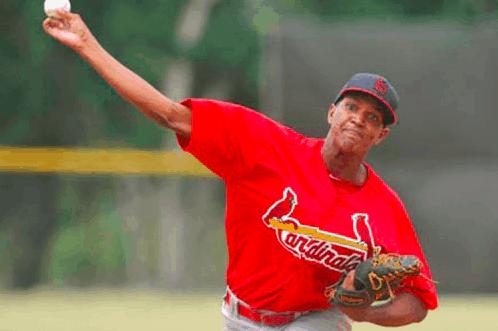 St. Louis Cardinals Sandy Alcantara