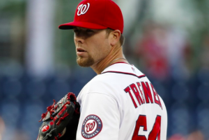 Washington Nationals Blake Treinen