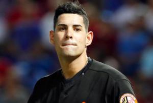 Baltimore Orioles Dariel Alvarez