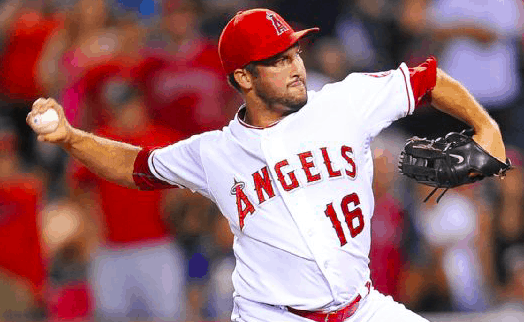 Los Angeles Angels Huston Street
