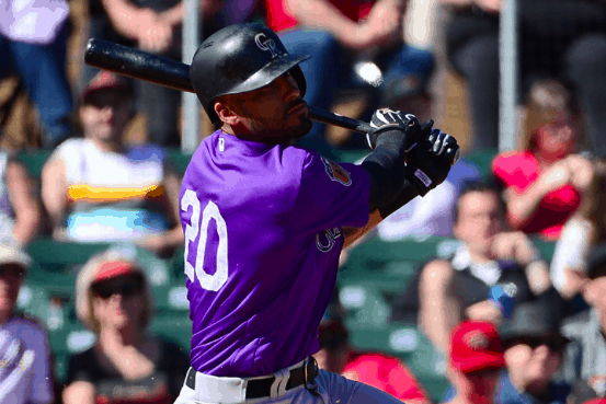 Colorado Rockies Ian Desmond