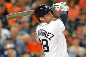 Detroit Tigers J.D. Martinez