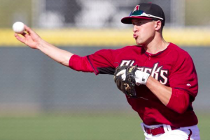 Arizona Diamondbacks Nick Ahmed