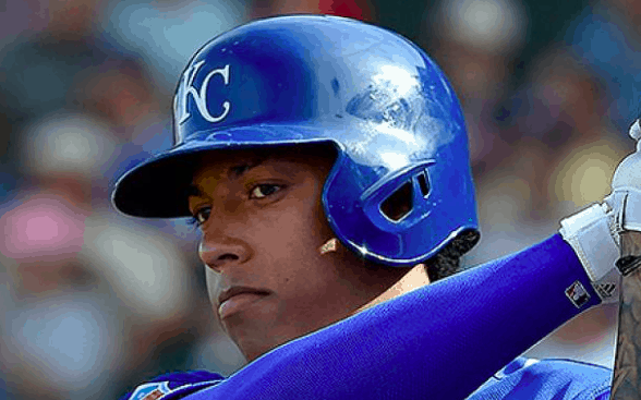 Kansas City Royals Raul Mondesi