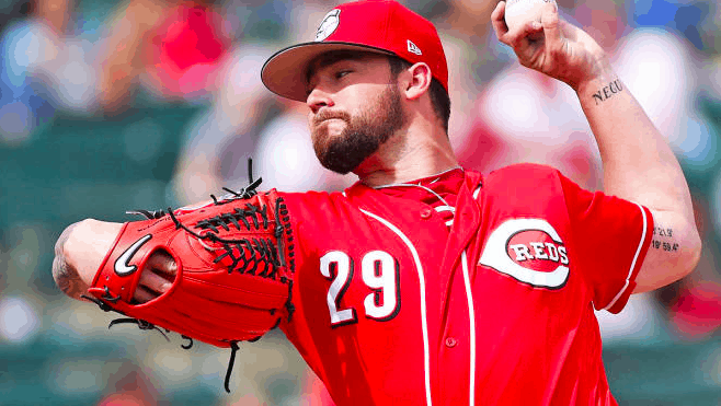 Cincinnati Reds Brandon Finnegan