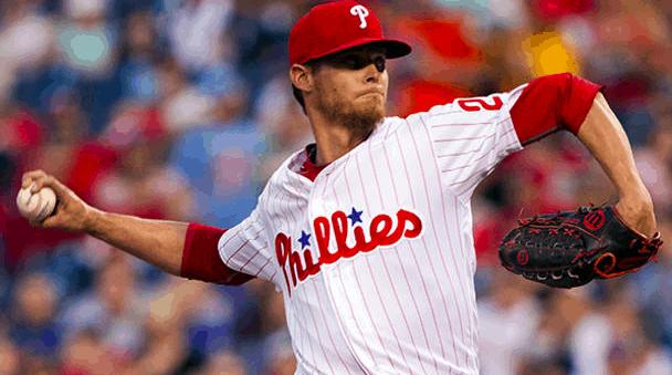 Philadelphia Phillies Clay Buchholz