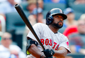 Boston Red Sox Jackie Bradley Jr.