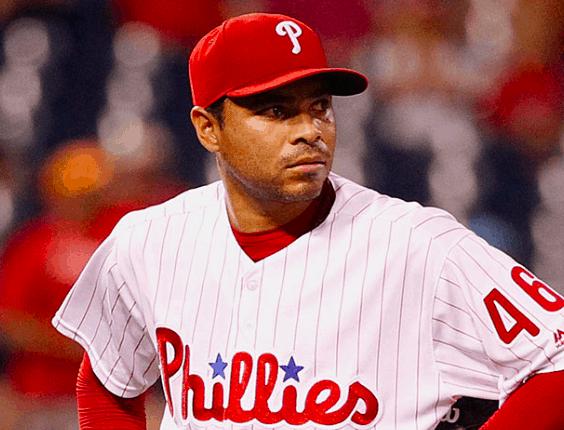 Philadelphia Phillies Jeanmar Gomez