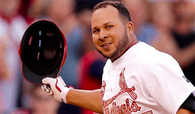St. Louis Cardinals Jhonny Peralta
