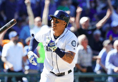 Seattle Mariners Leonys Martin