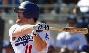 Los Angeles Dodgers Logan Forsythe