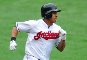 Cleveland Indians Michael Brantley