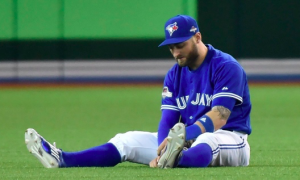 Toronto Blue Jays struggling
