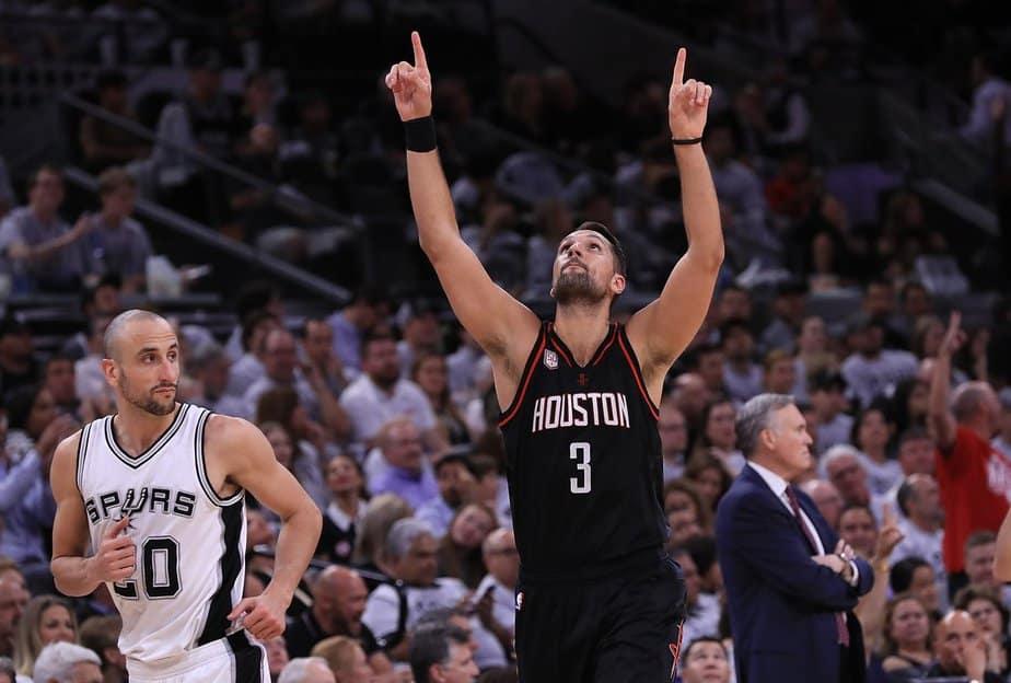 Rockets Spurs