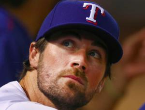 Texas Rangers Cole Hamels
