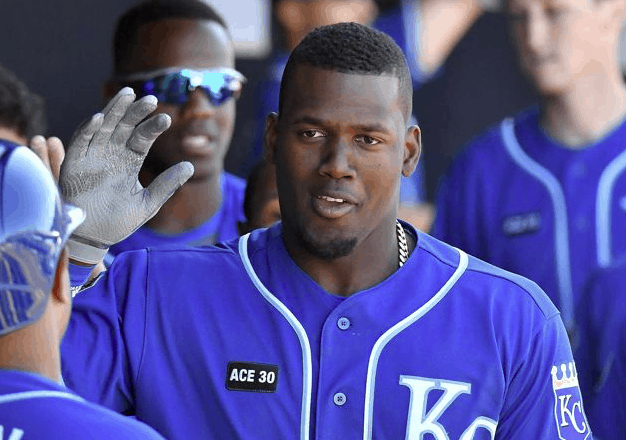 Kansas City Royals Jorge Soler